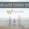 BUILD WEALTH. A Unique Business Opportunity In The Online Learning Space. Picture